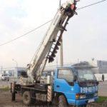 Аренда автобуровой с краном в Краснодаре и по ЮФО